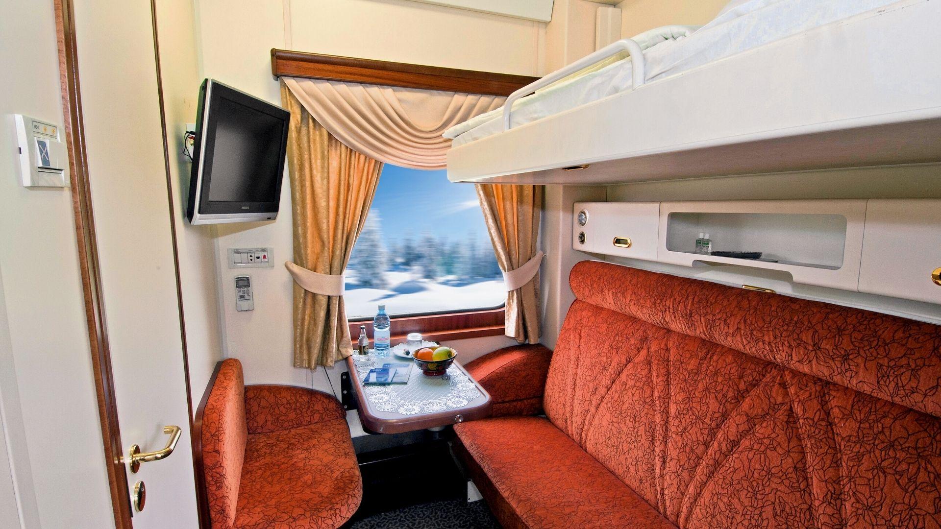 Bolshoi Category Compartment
