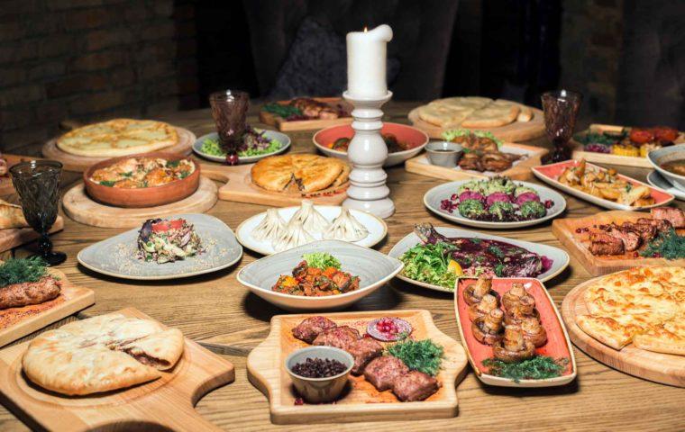 10 Ways To Toast  A Georgian Feast