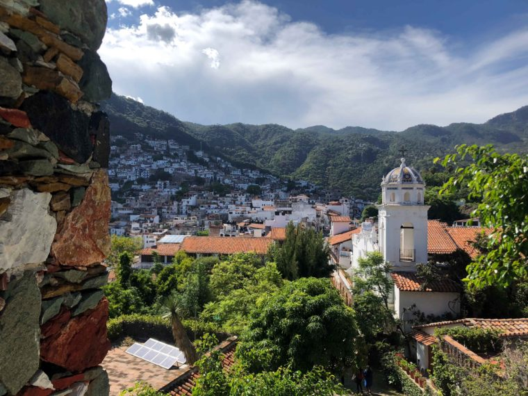 Hello from Taxco!