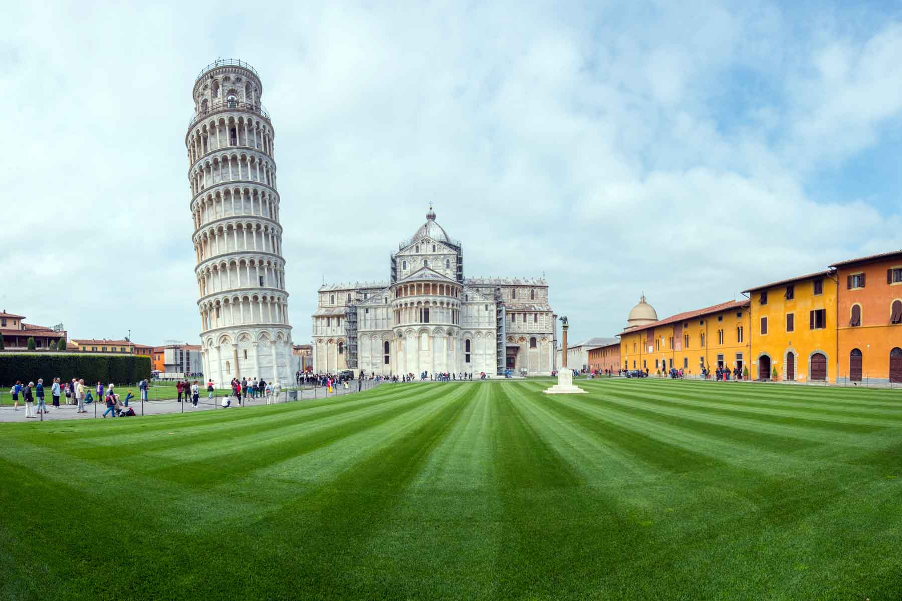 How Pisa's Incredible Leaning Tower Survived Against All The Odds