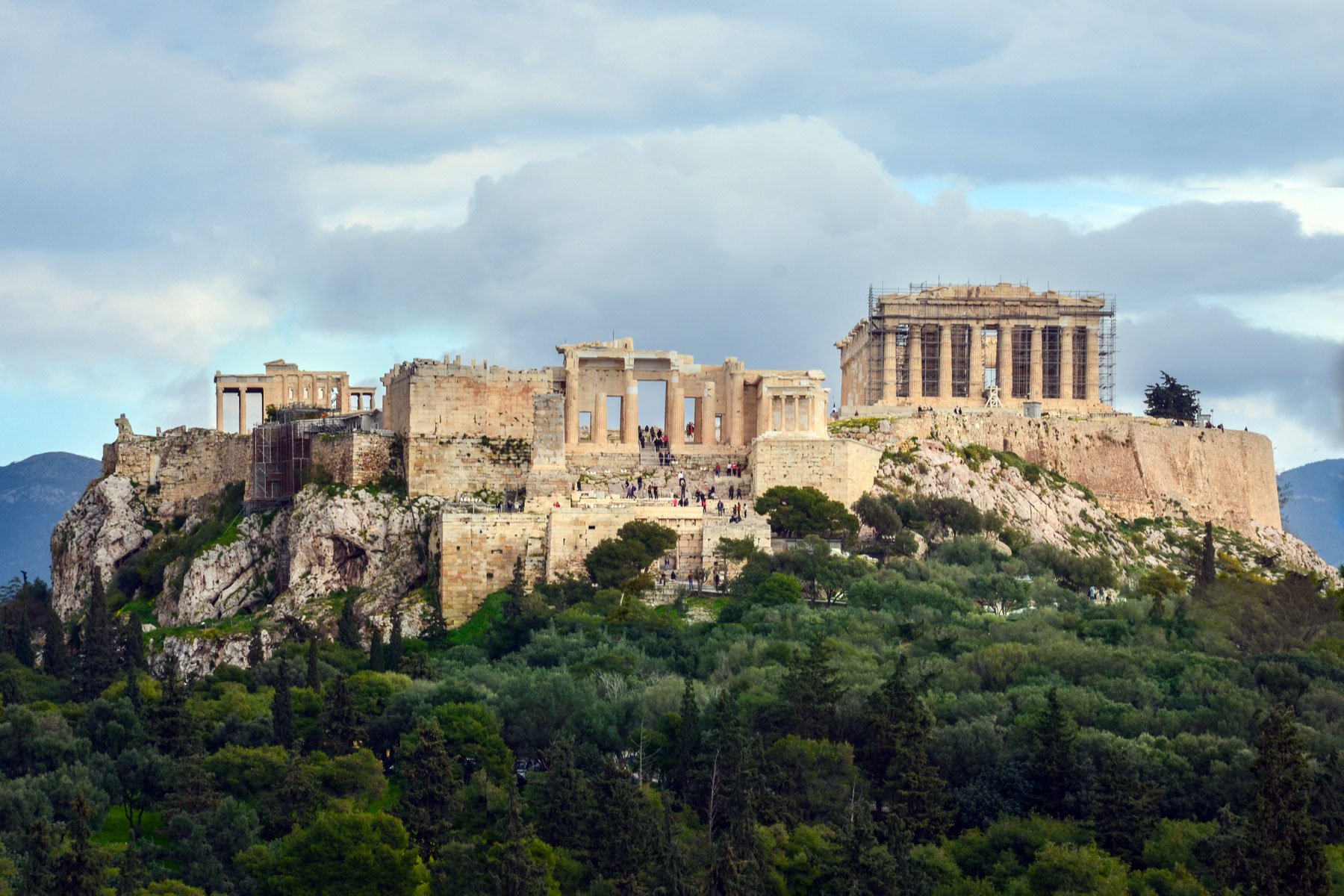 How To Get High In Athens, Greece