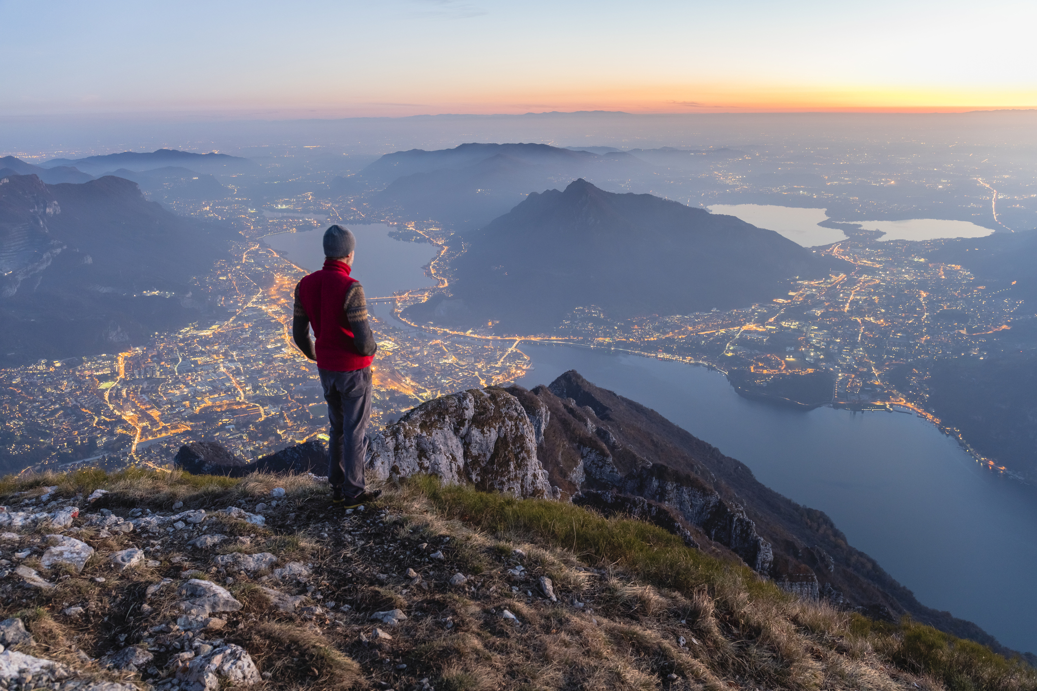 Choose your own adventure in Lombardy!