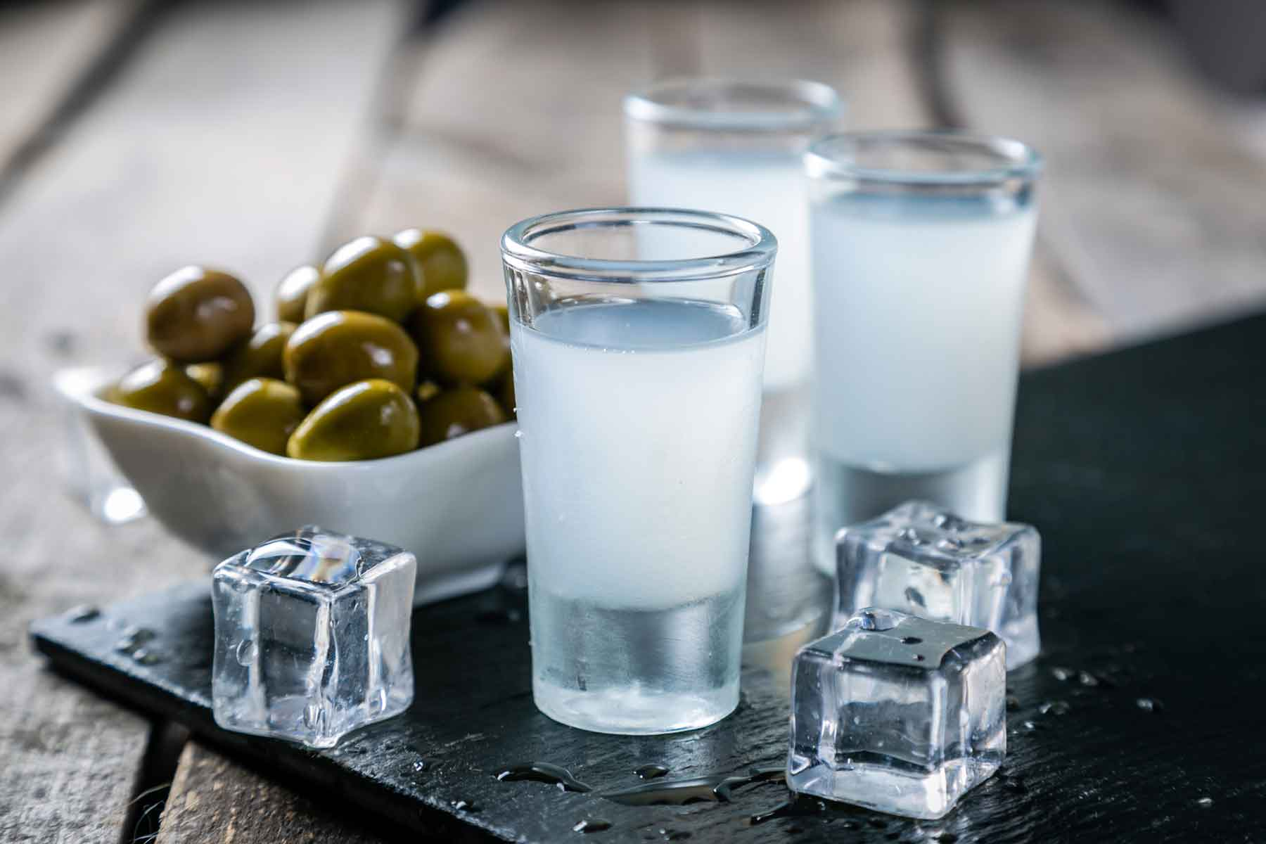 There is nothing permanent except Ouzo: A Beginner's Guide To Greek Spirits