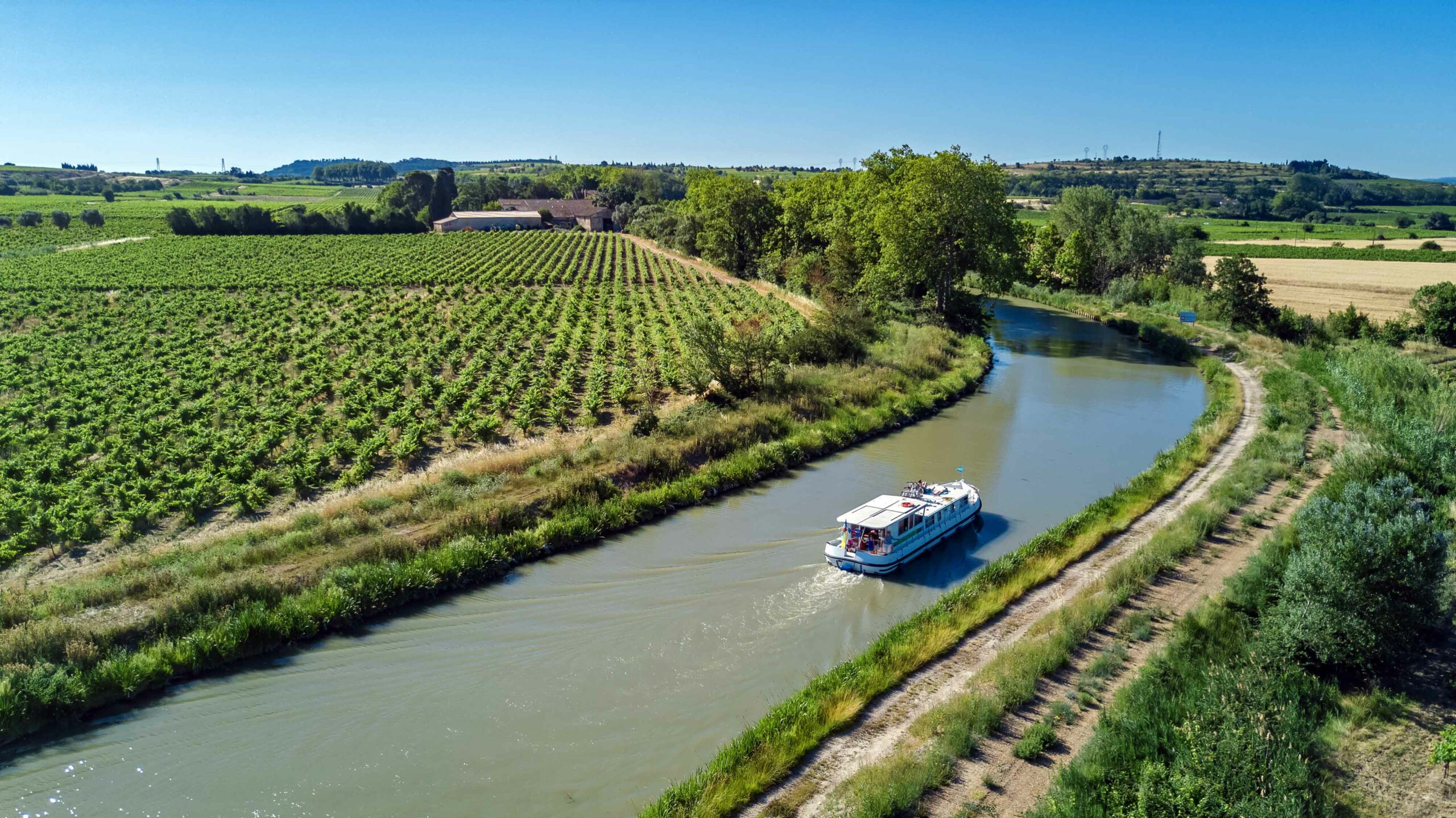 France's Canal du Midi: A Reinvented Wonder Of The Engineering World