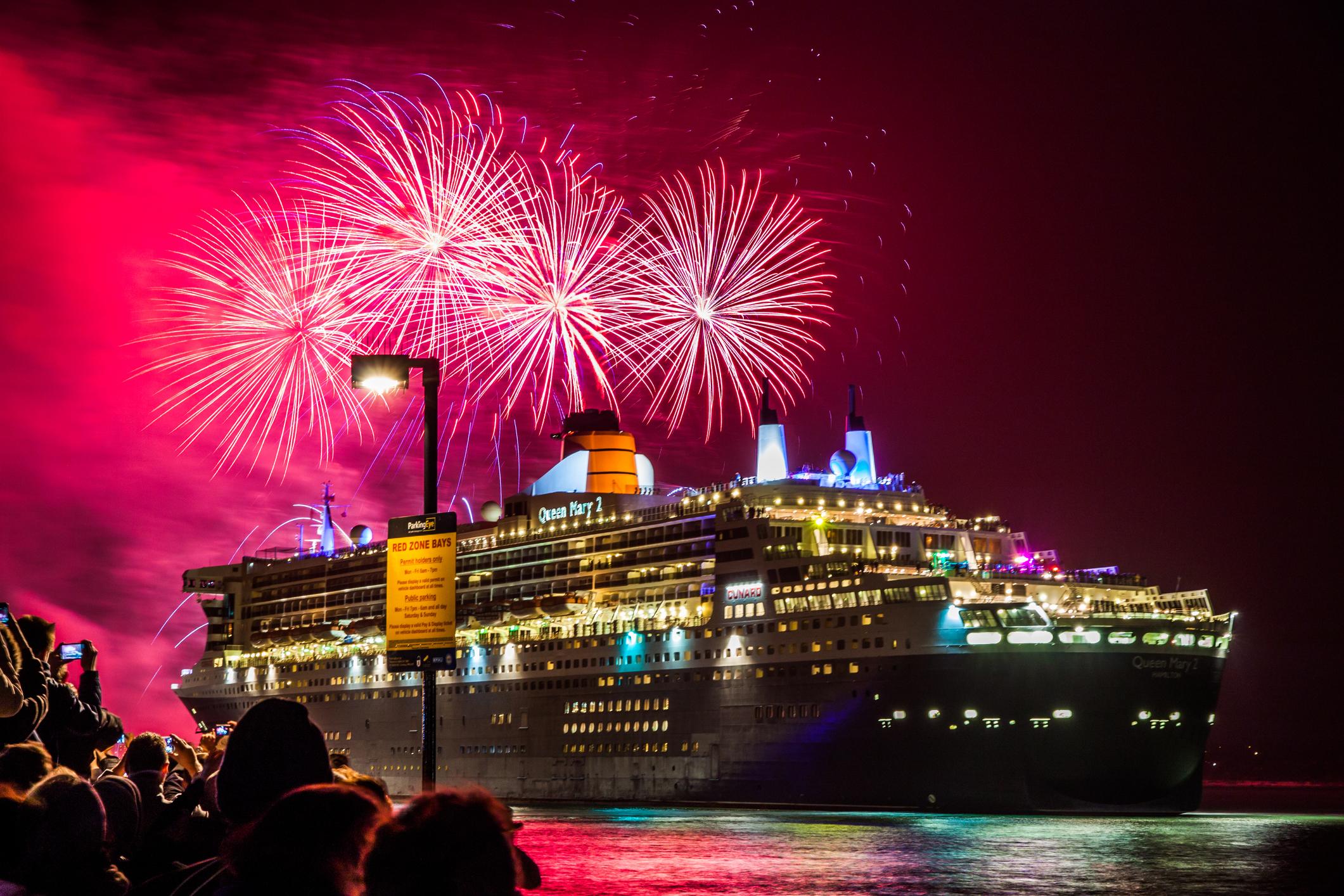 <em>Queen Mary 2:</em> A trip to the age of elegance