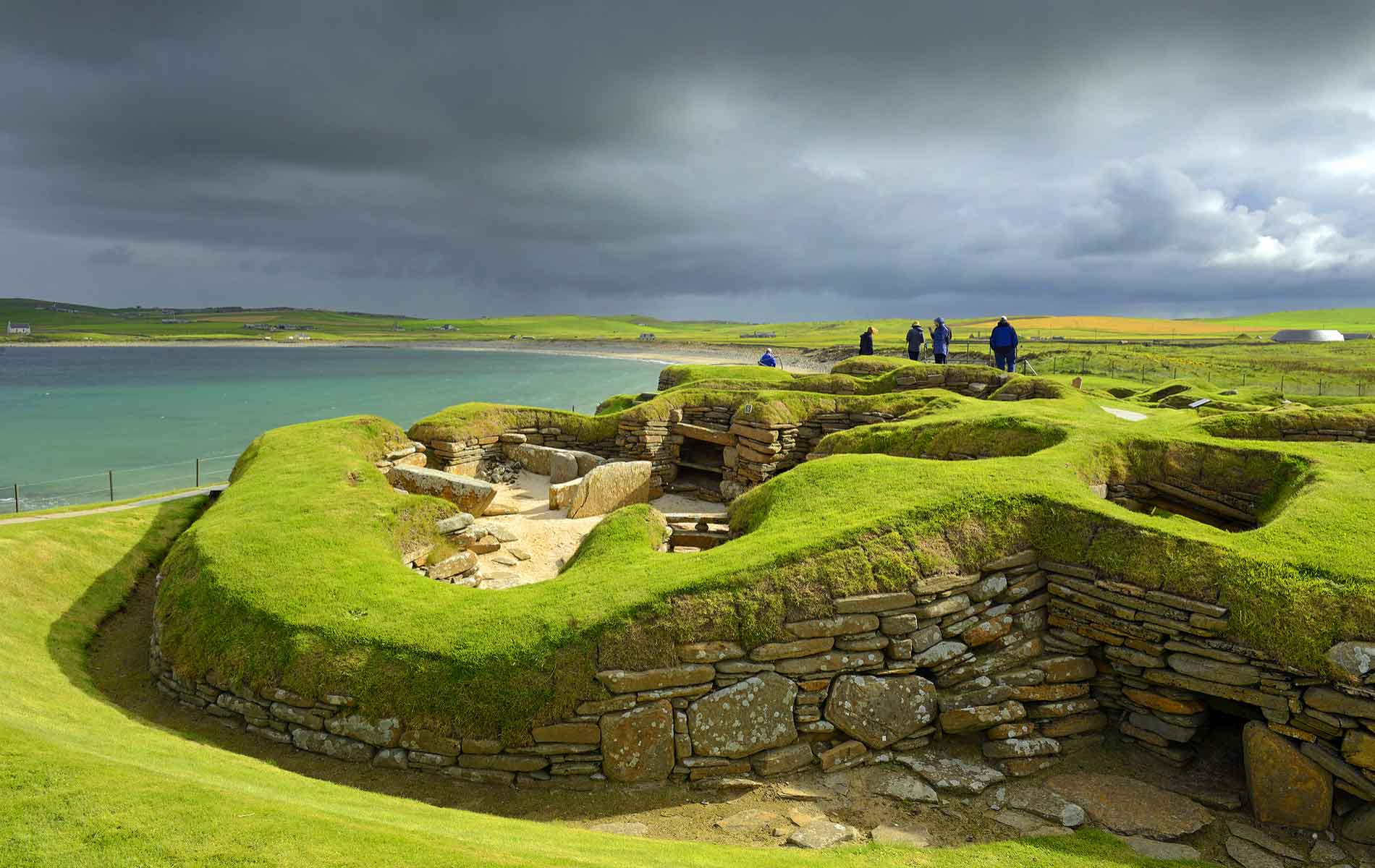 Scotland's Ancient Brochs: A Baffling Mystery On A Colossal Scale