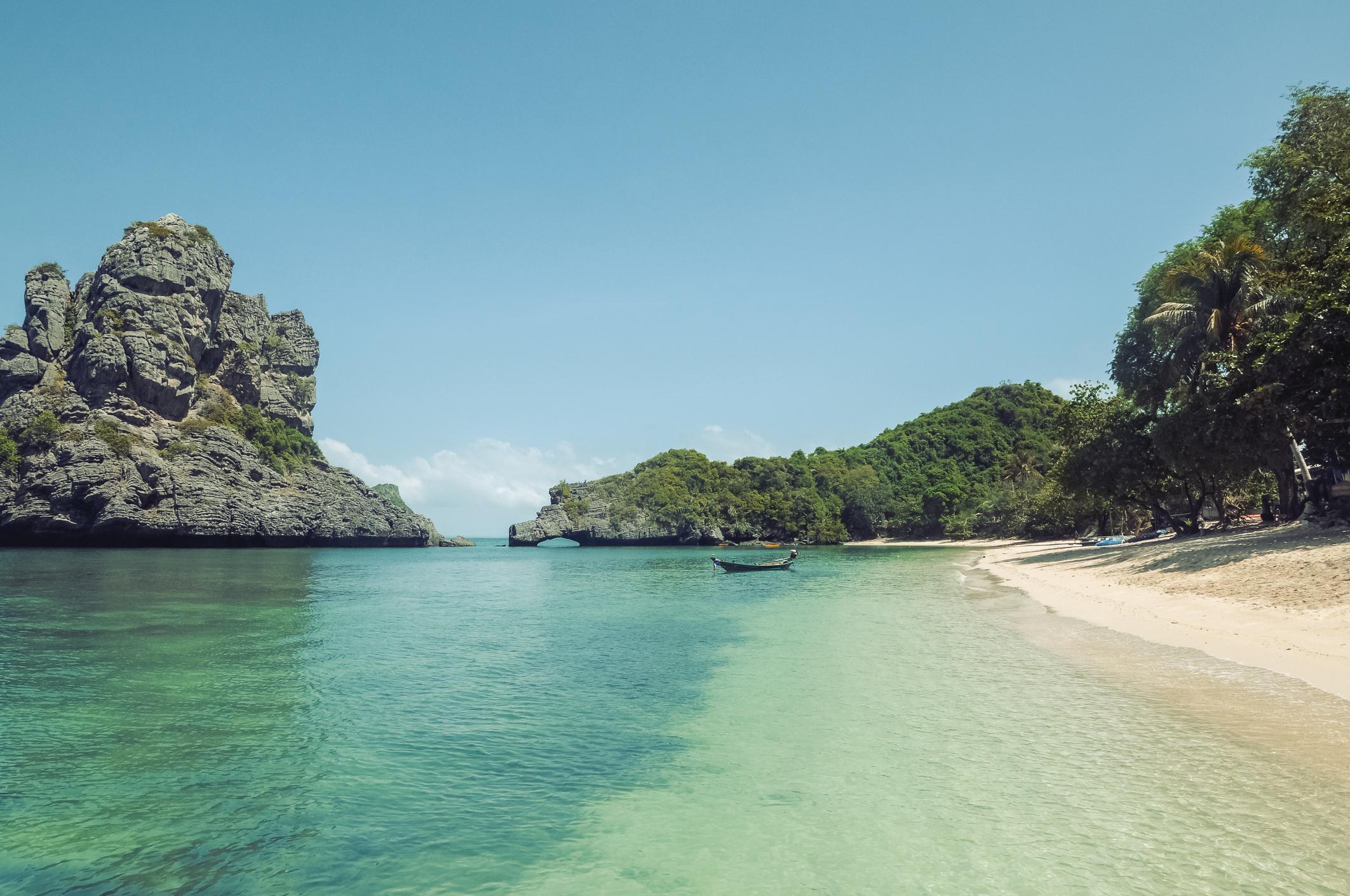 Koh Phangan, Thailand: A rejuvenating retreat at a seaside sanctuary