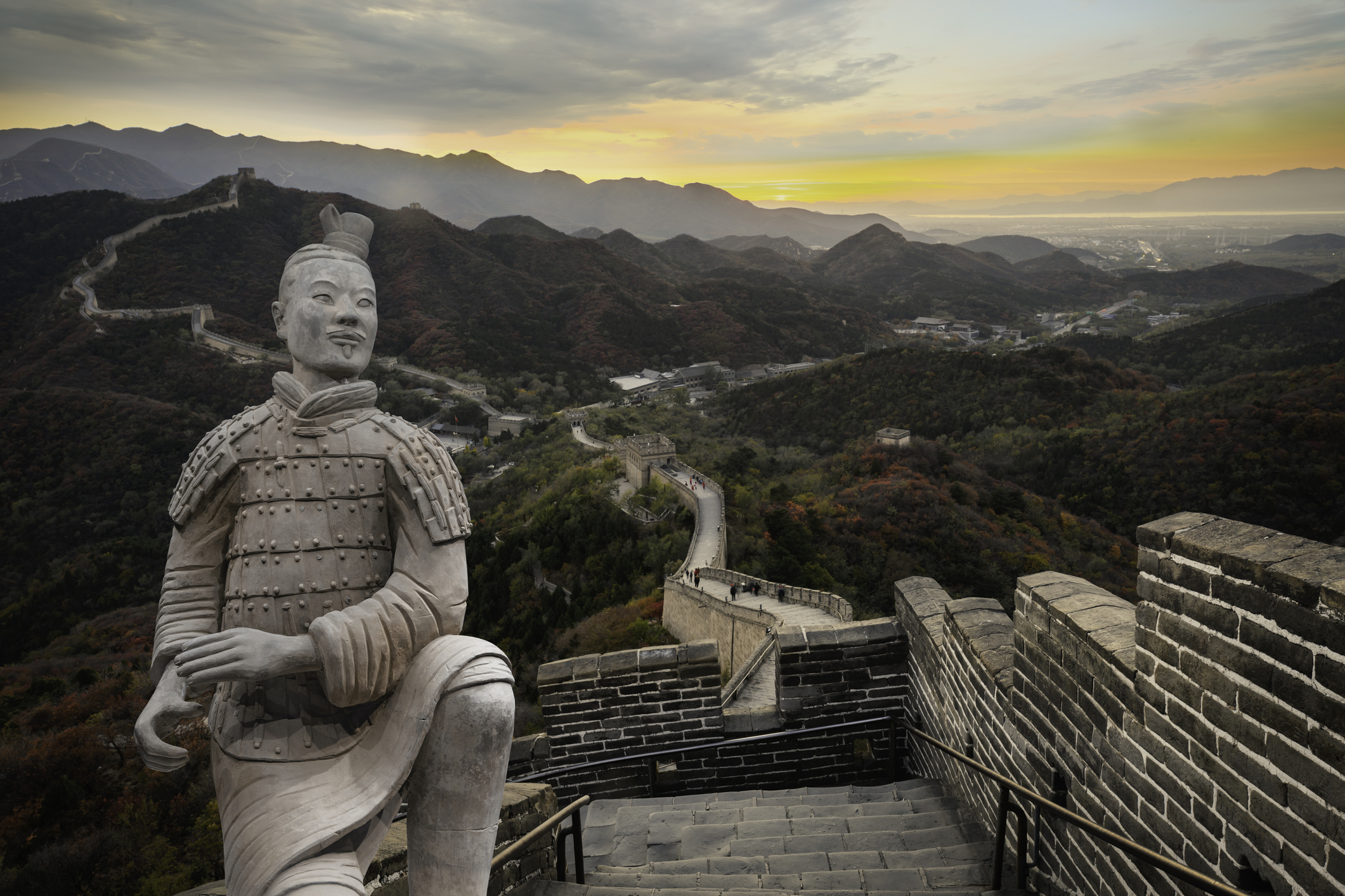 Fascinating facts about the Great Wall of China