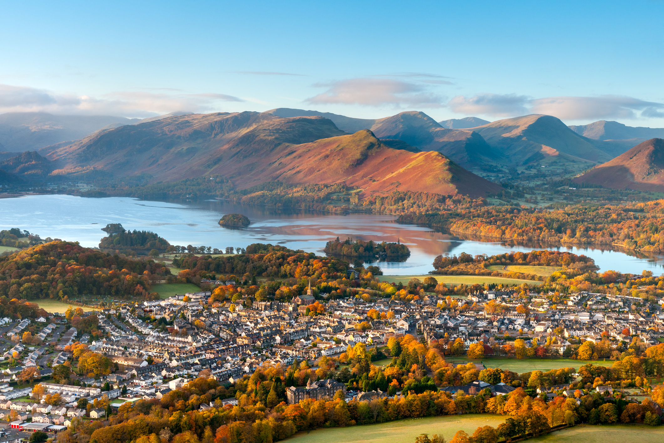 Why England's Lake District tops many travellers' list of places to visit