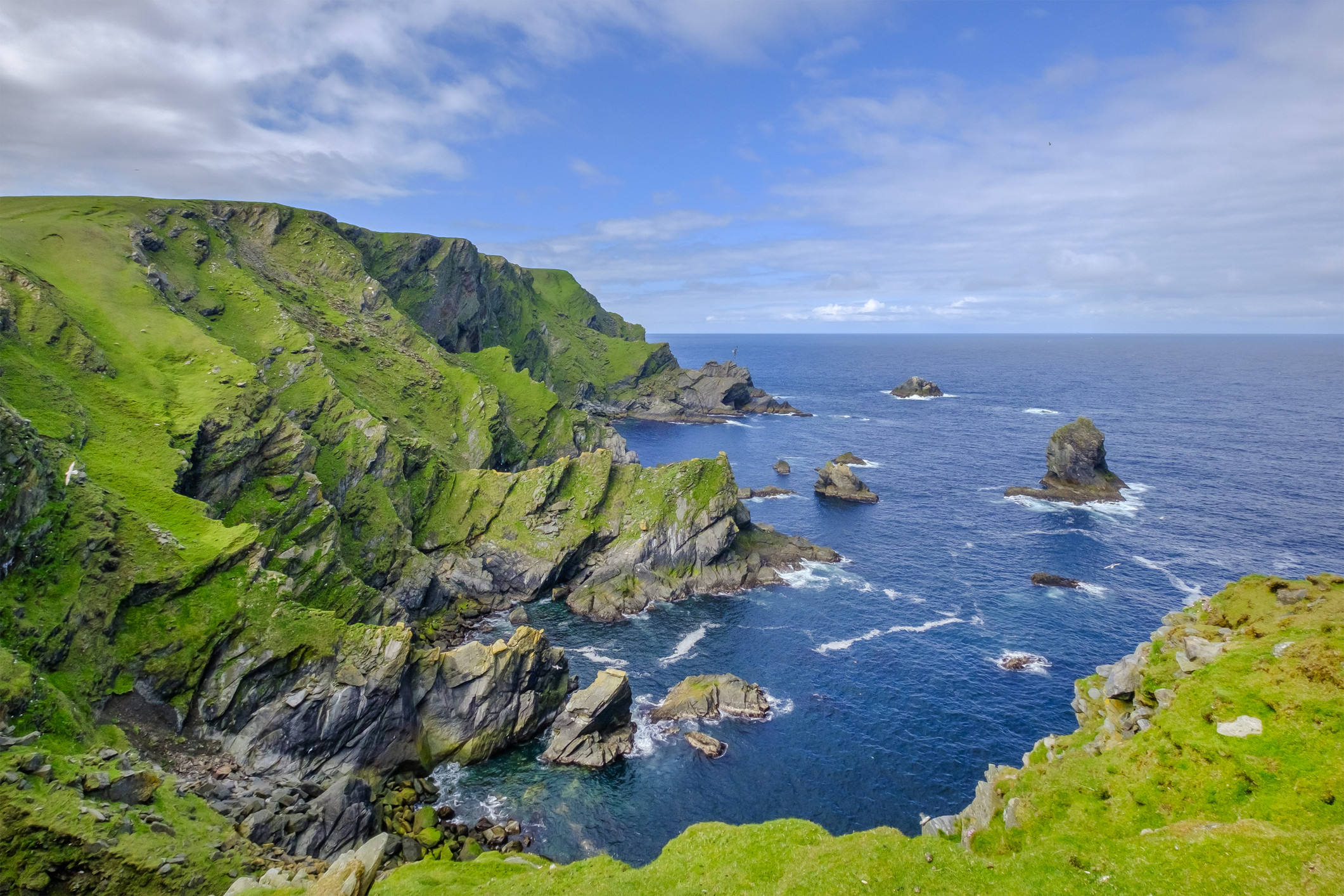Vacationing in Scotland? Consider the remote Shetland and Orkney Islands