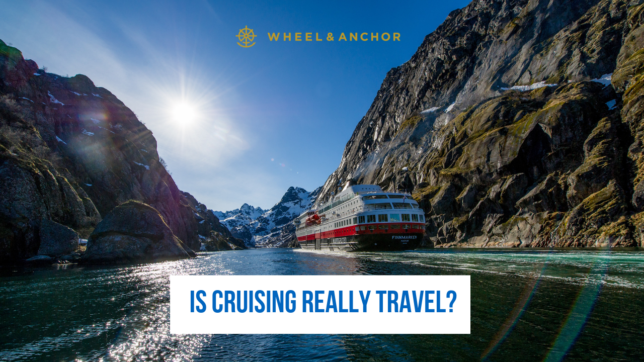 Is Cruising Really Travel?