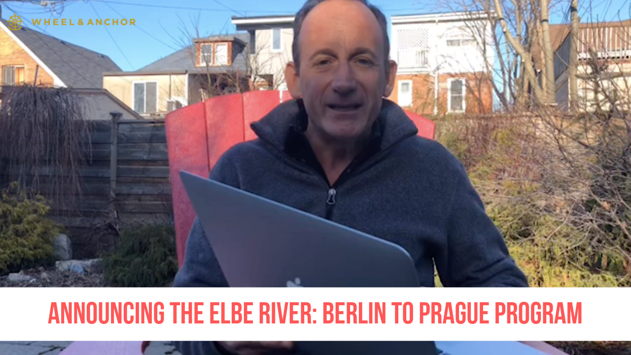 Announcing The Elbe River: Berlin to Prague program!
