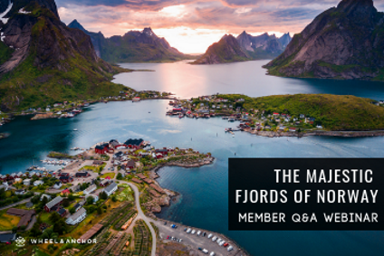The Majestic Fjords of Norway Q&A Webinar