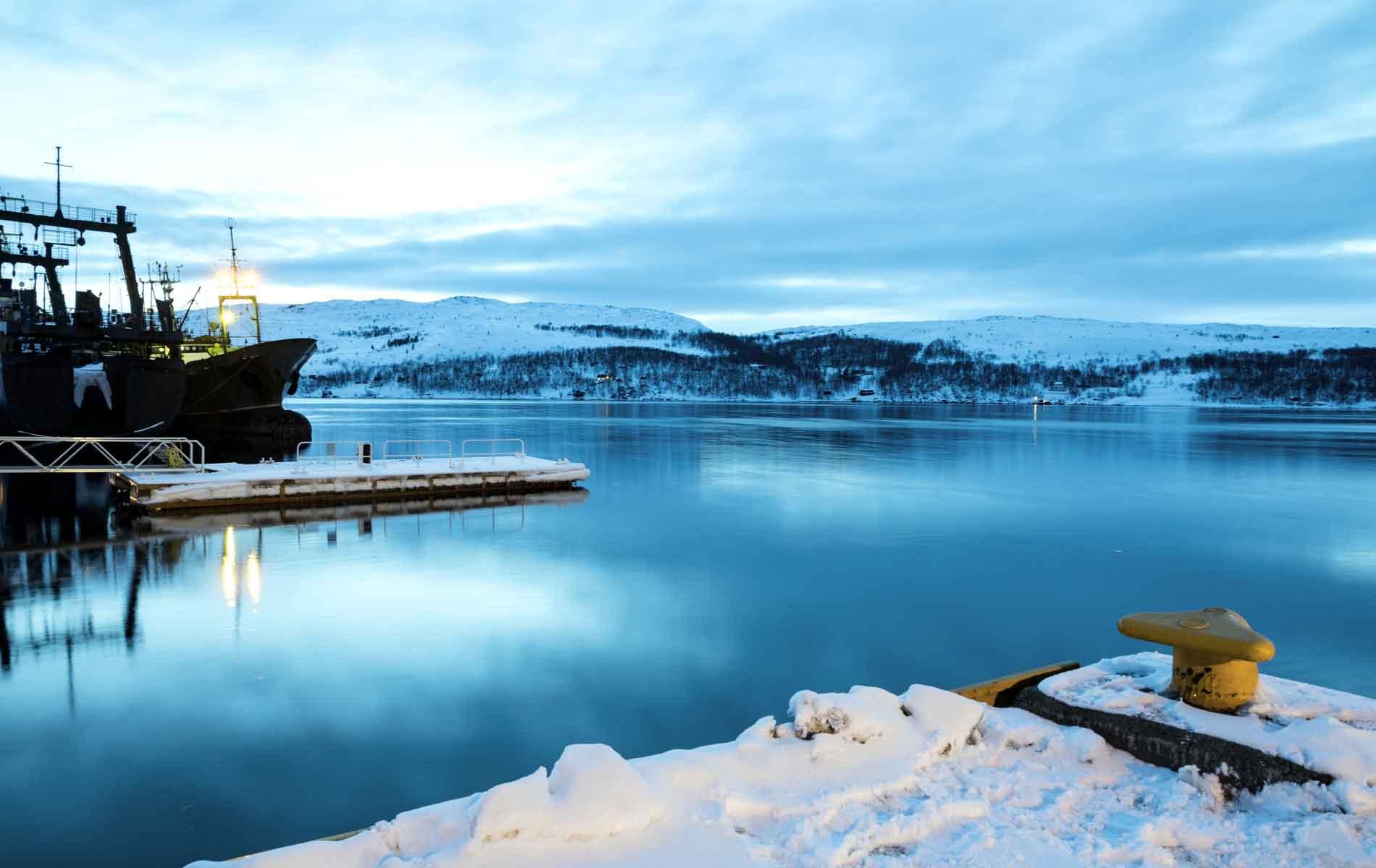Norway cruise stop - Kirkenes