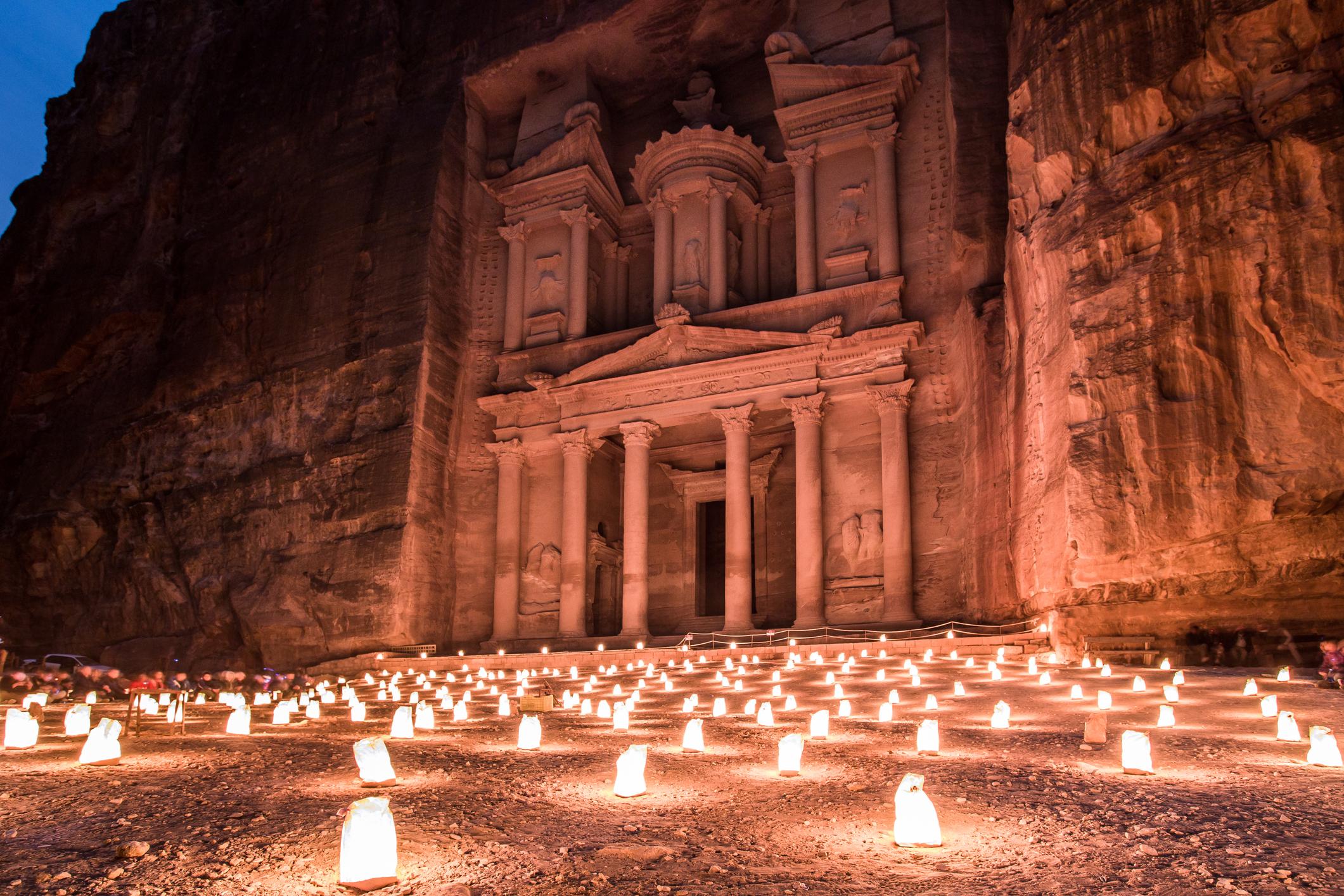 Jordan: A desert paradise