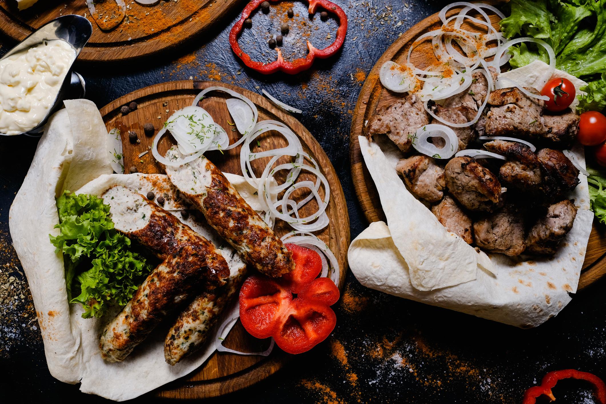 Take a culinary trip to Georgia, Armenia, and Azerbaijan for the hearty cuisine of the Caucasus