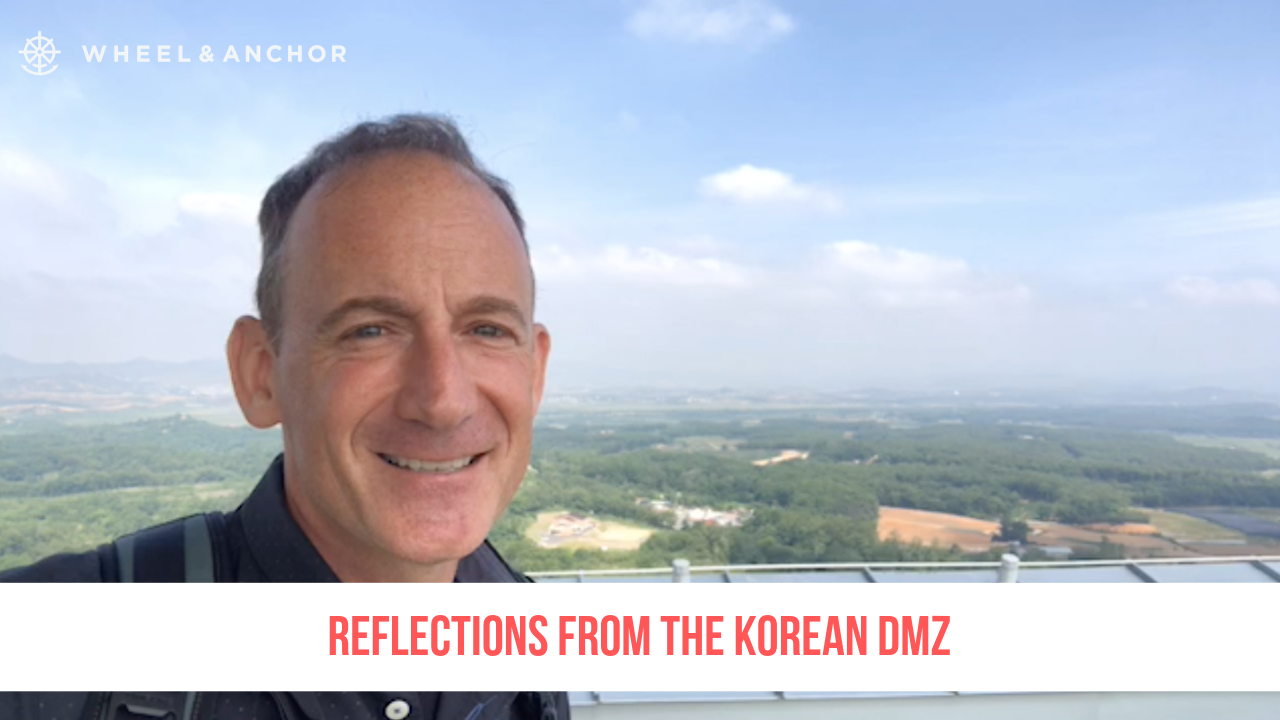 Reflections from the Korean DMZ