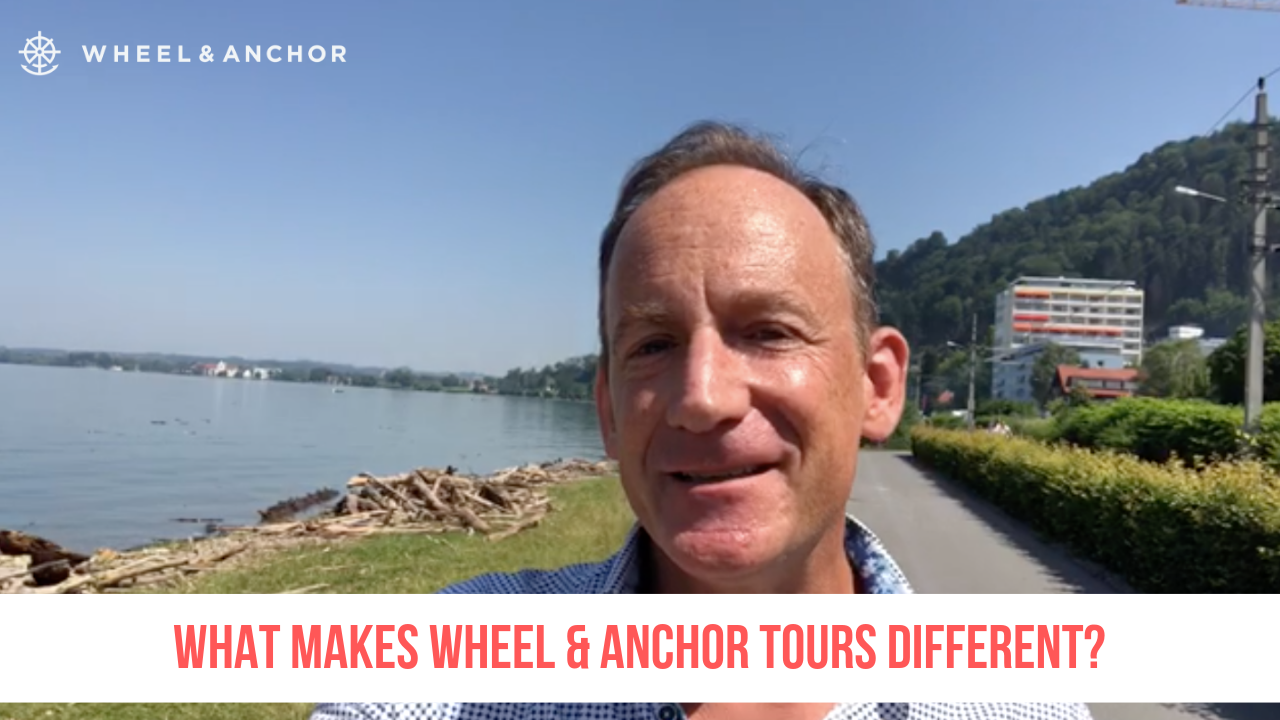What makes Wheel & Anchor programs different?