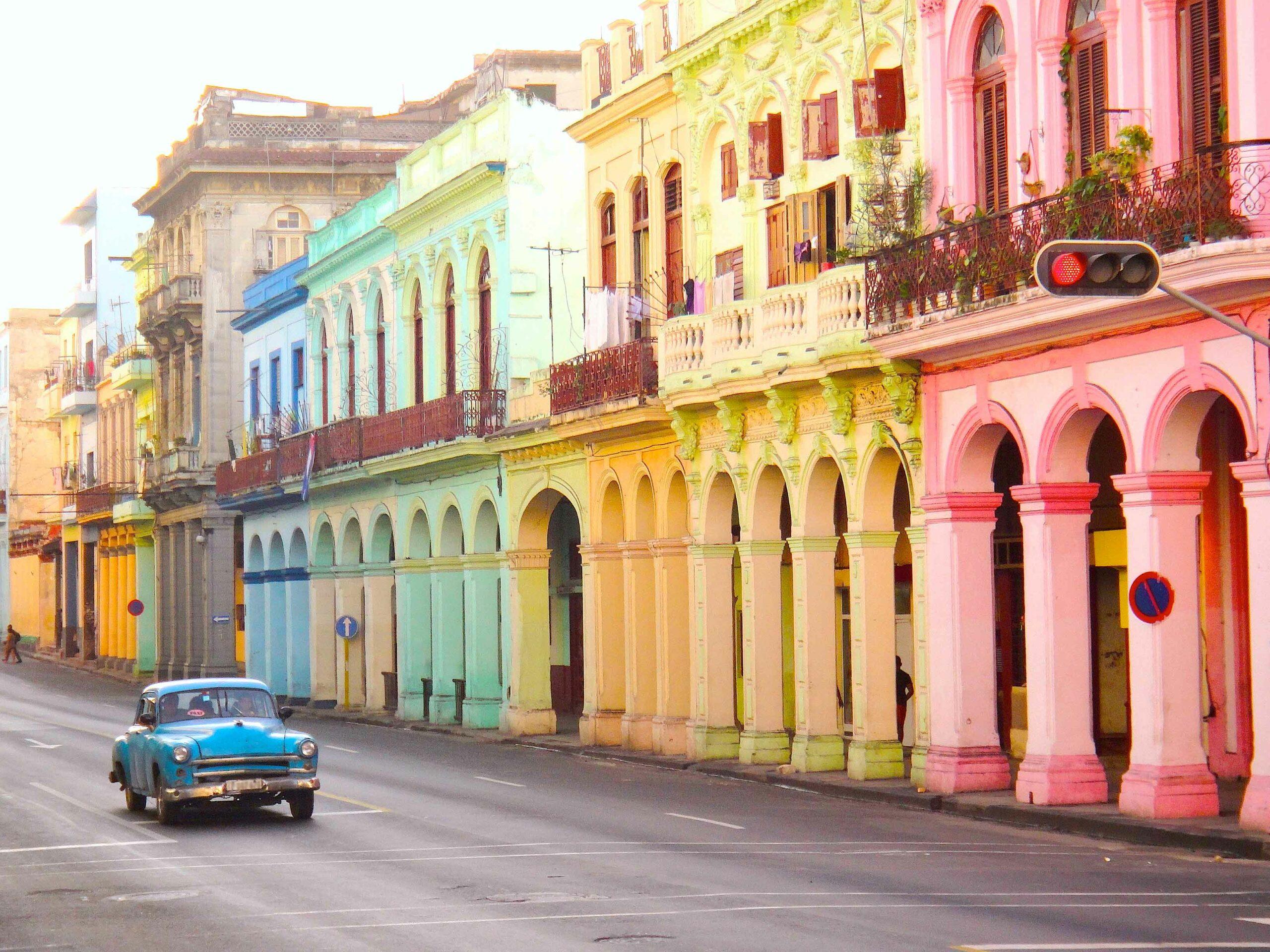 Rebuilding The Fifties: How Havana's Classic Cars Became Uniquely Cuban