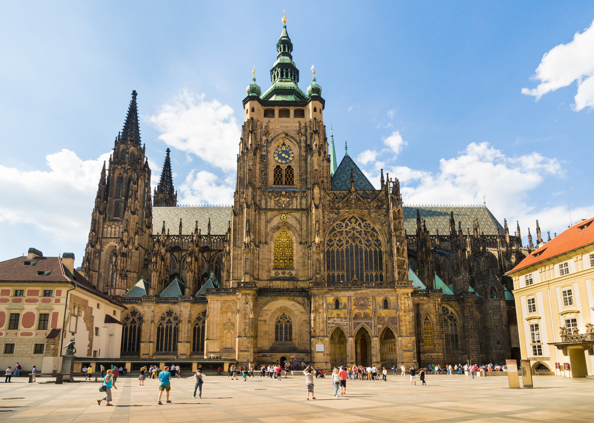 Charms and mysteries of Prague Castle