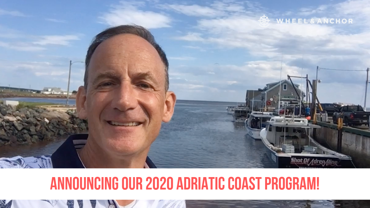 Announcing our 2020 Adriatic Coast Program!