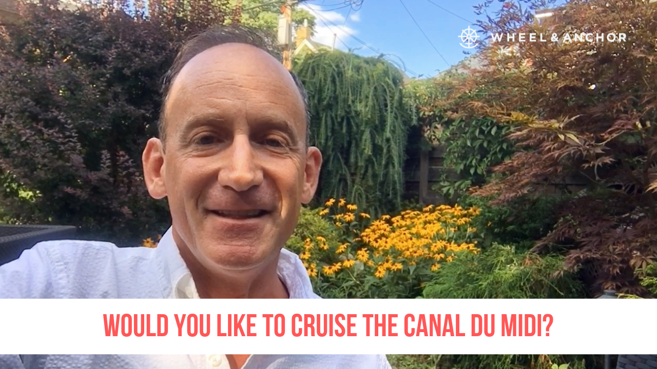 Would you like to cruise the Canal du Midi?