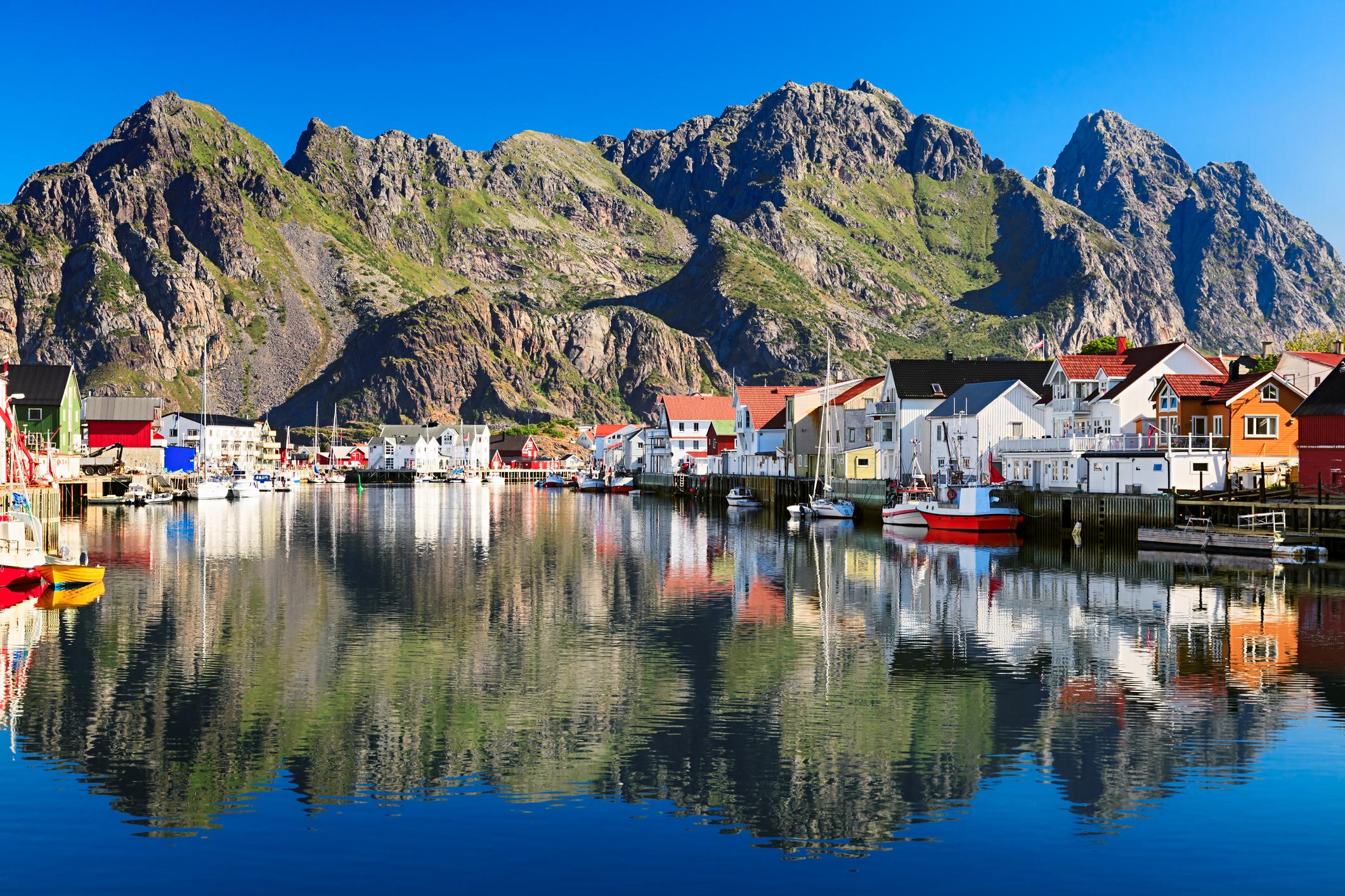 Why we love Norway's Lofoten Islands