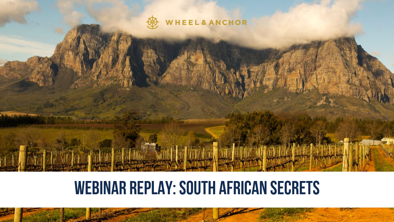 Webinar Replay: South African Secrets