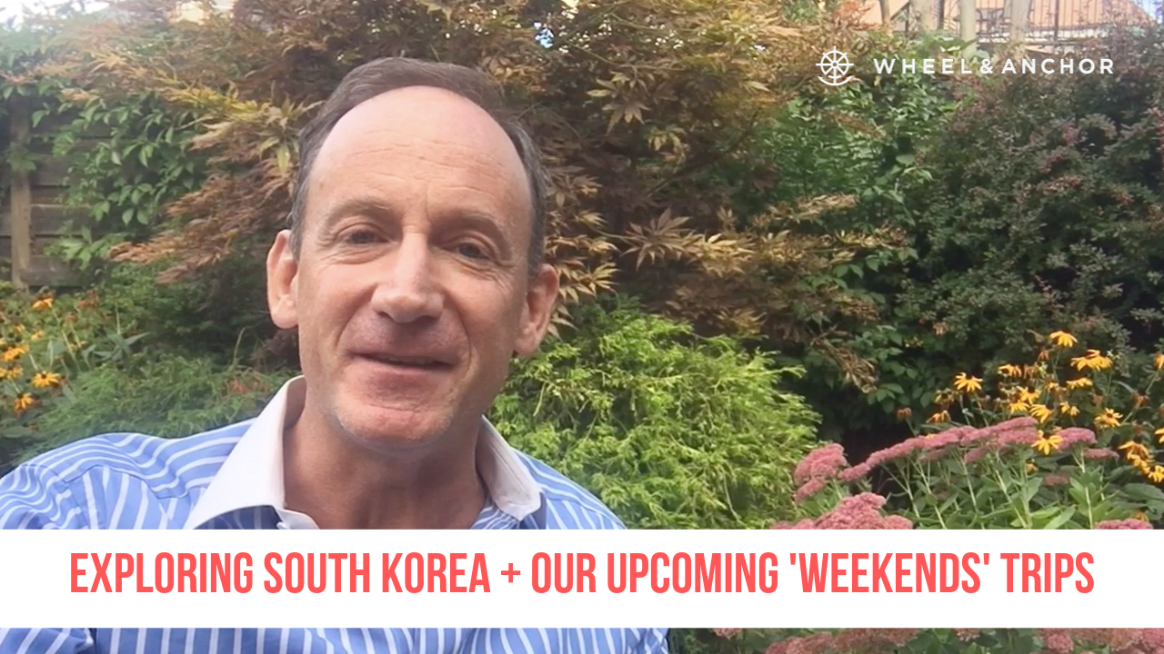 Exploring South Korea + Upcoming 'Weekends' Programs!