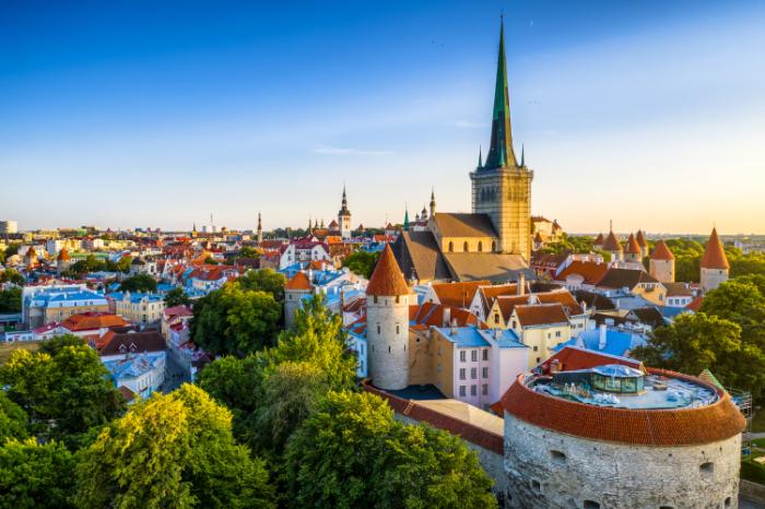 Estonia to E-stonia: One foot in historic past, one step into the digital future