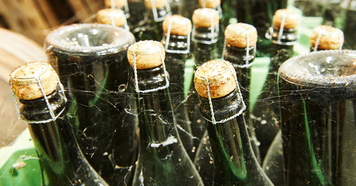 Why It Can't Be Champagne Without The Bubbles