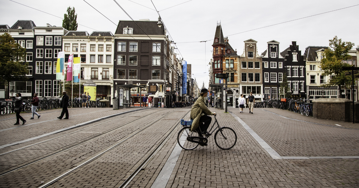 Why Two Wheels Beats Four: Understanding Europe's Passion For Bicycles