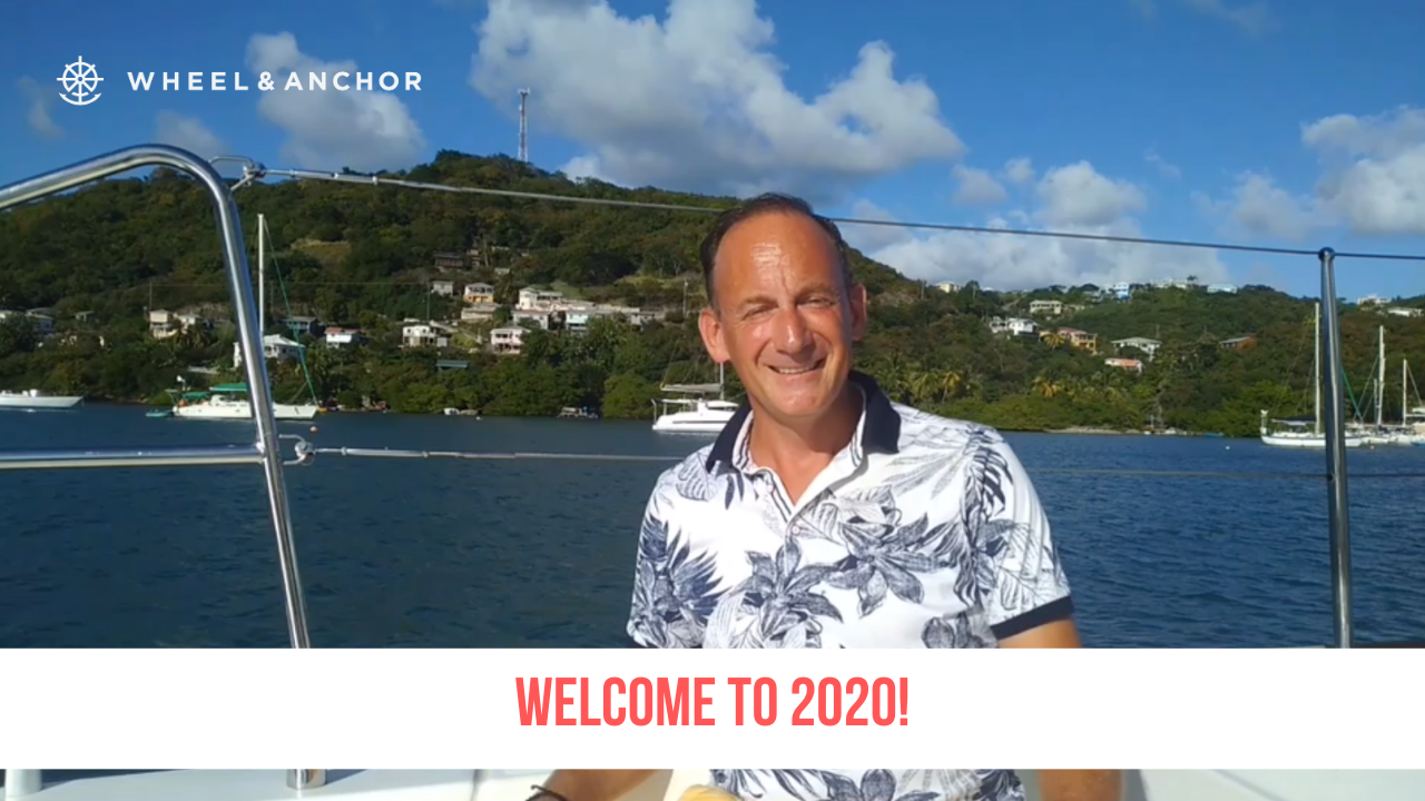 Welcome to 2020! Let's make this our year