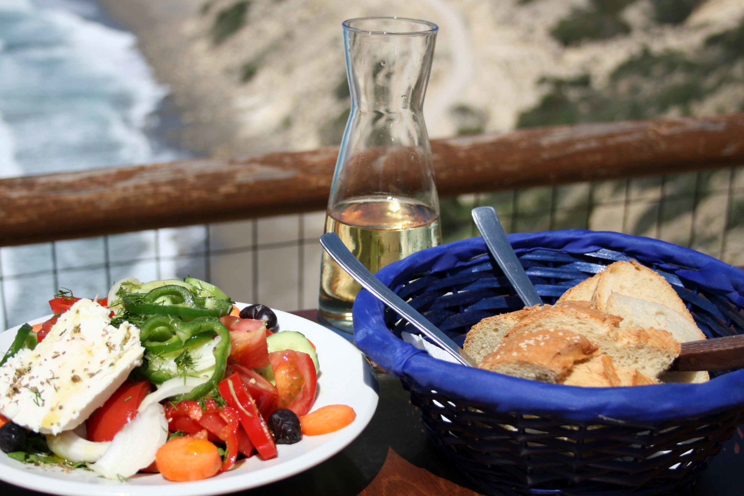 Canva---Cretan-taverna-meal