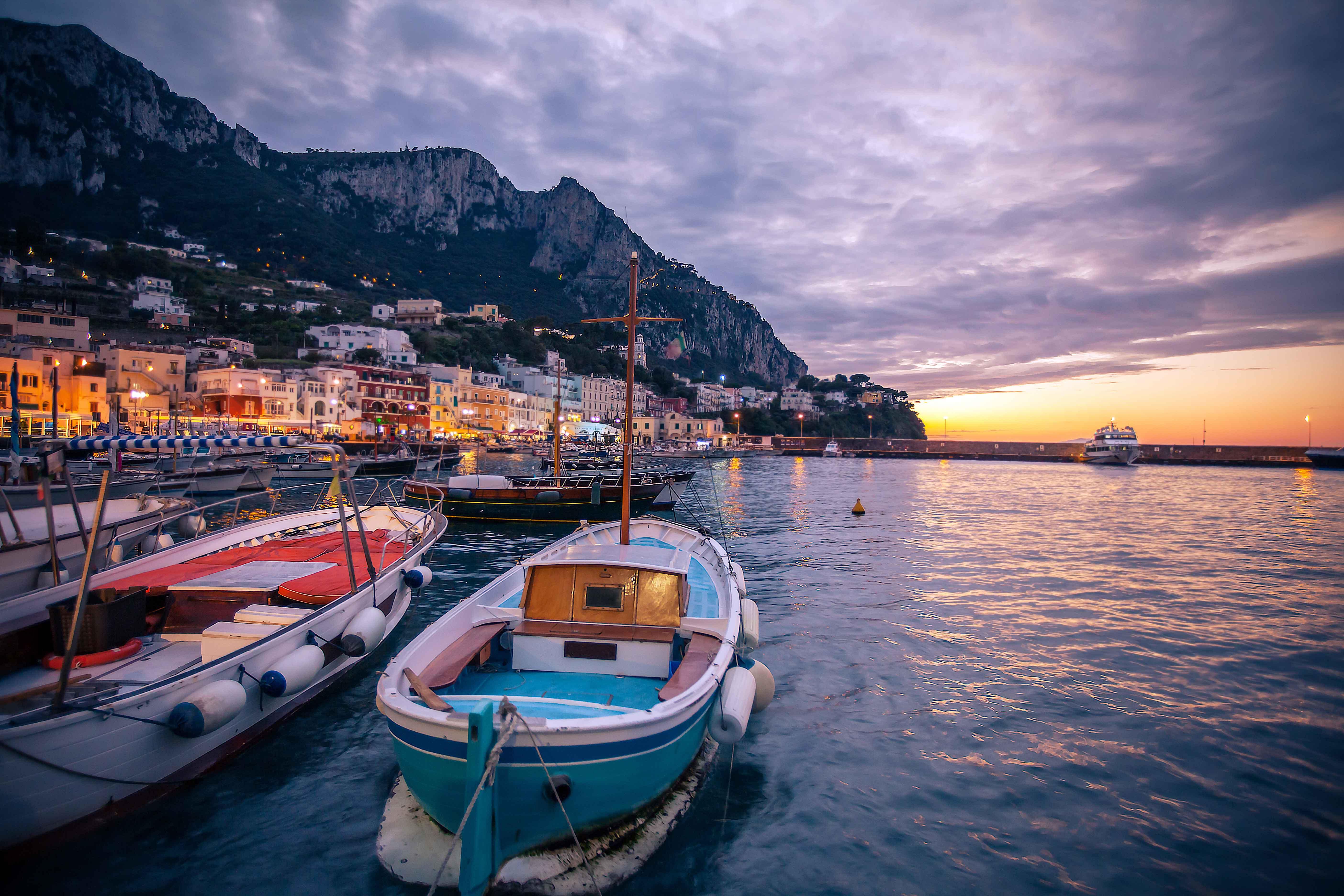 Canva---Picturesque-boats-in-Capri-Marina-Grande-at-sunset