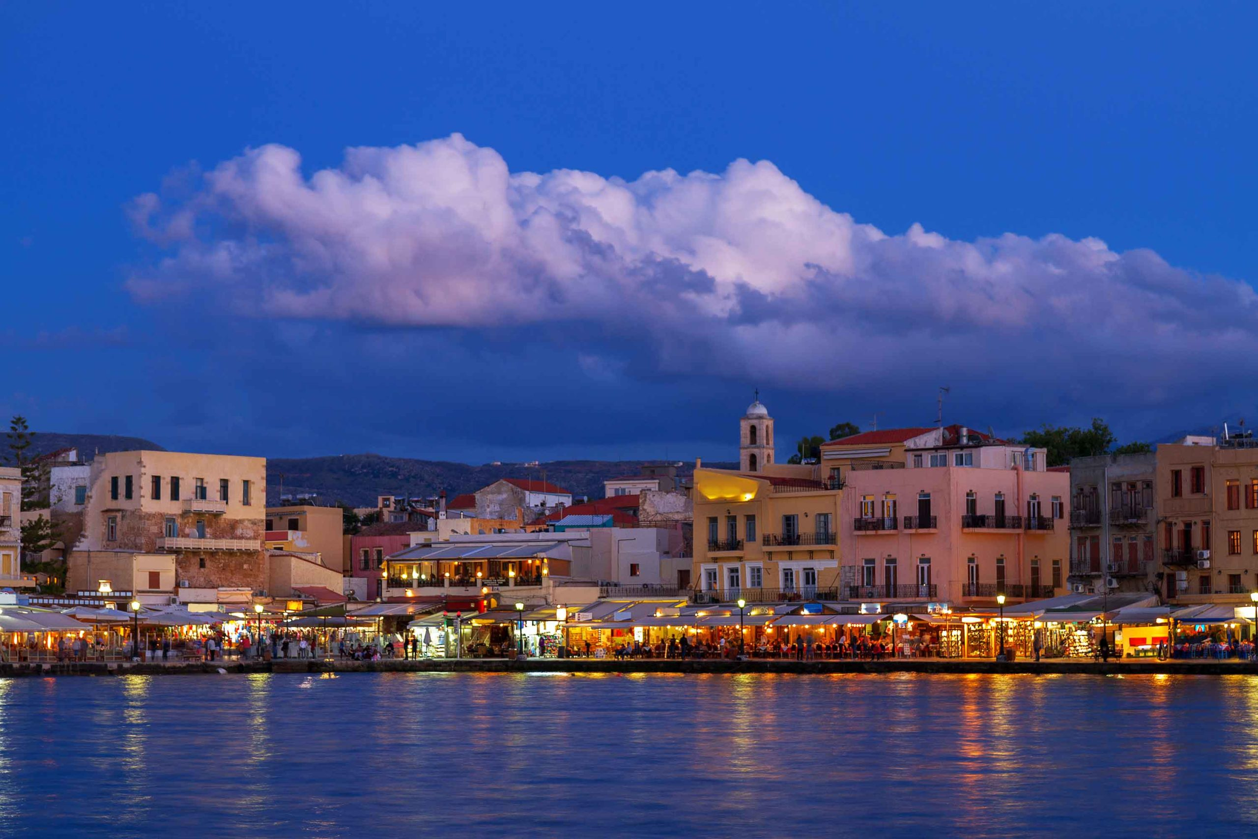 Canva---Venetian-Habour-of-Chania,-Crete,-Greece