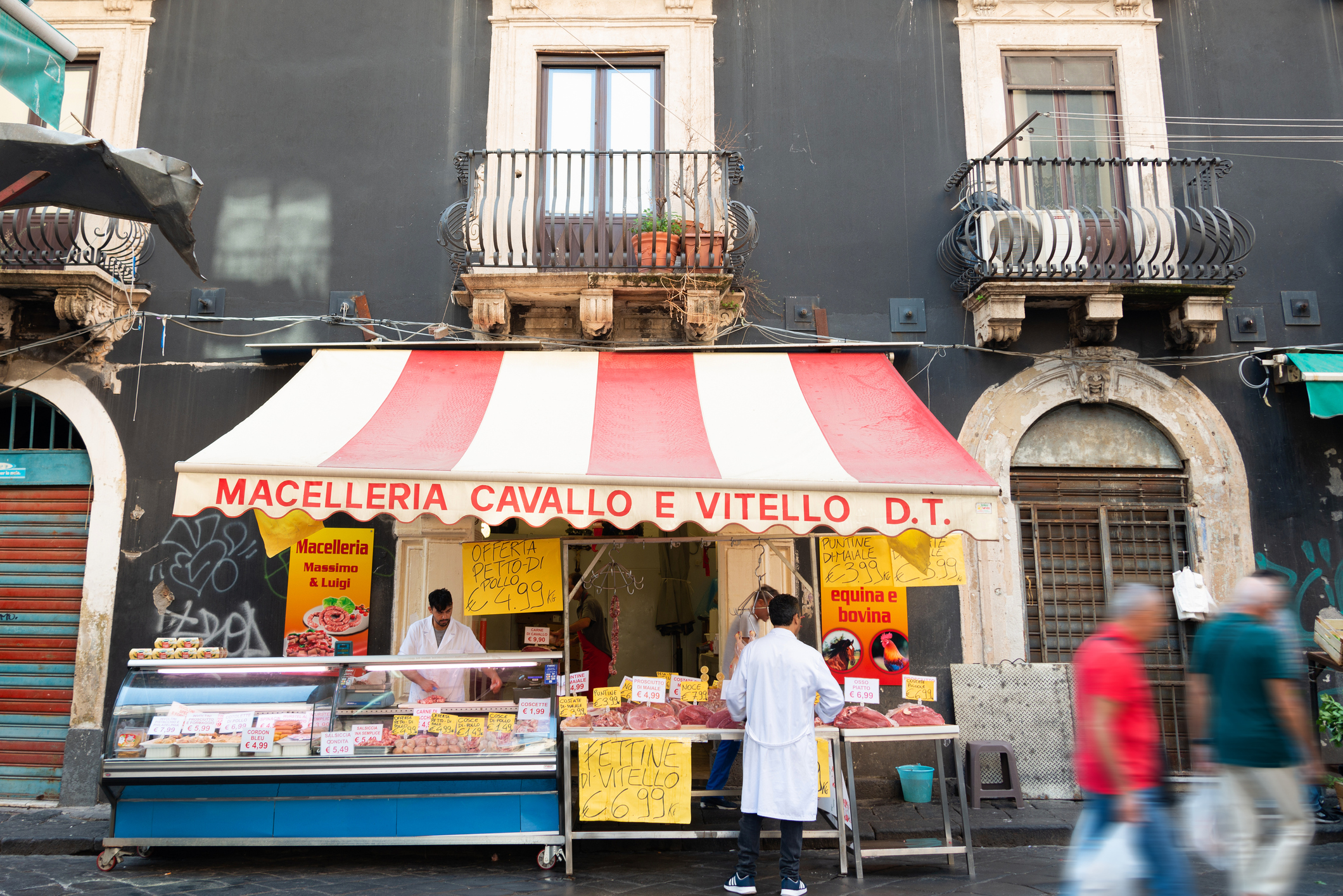 Sweet and savoury street food to try in Sicily