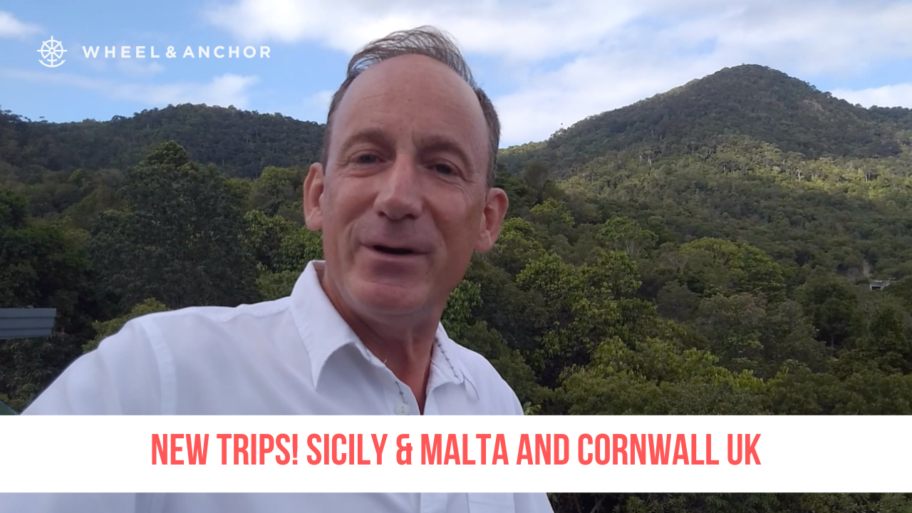 What's in store for you in Sicily & Malta and Cornwall & the Isles of Scilly!