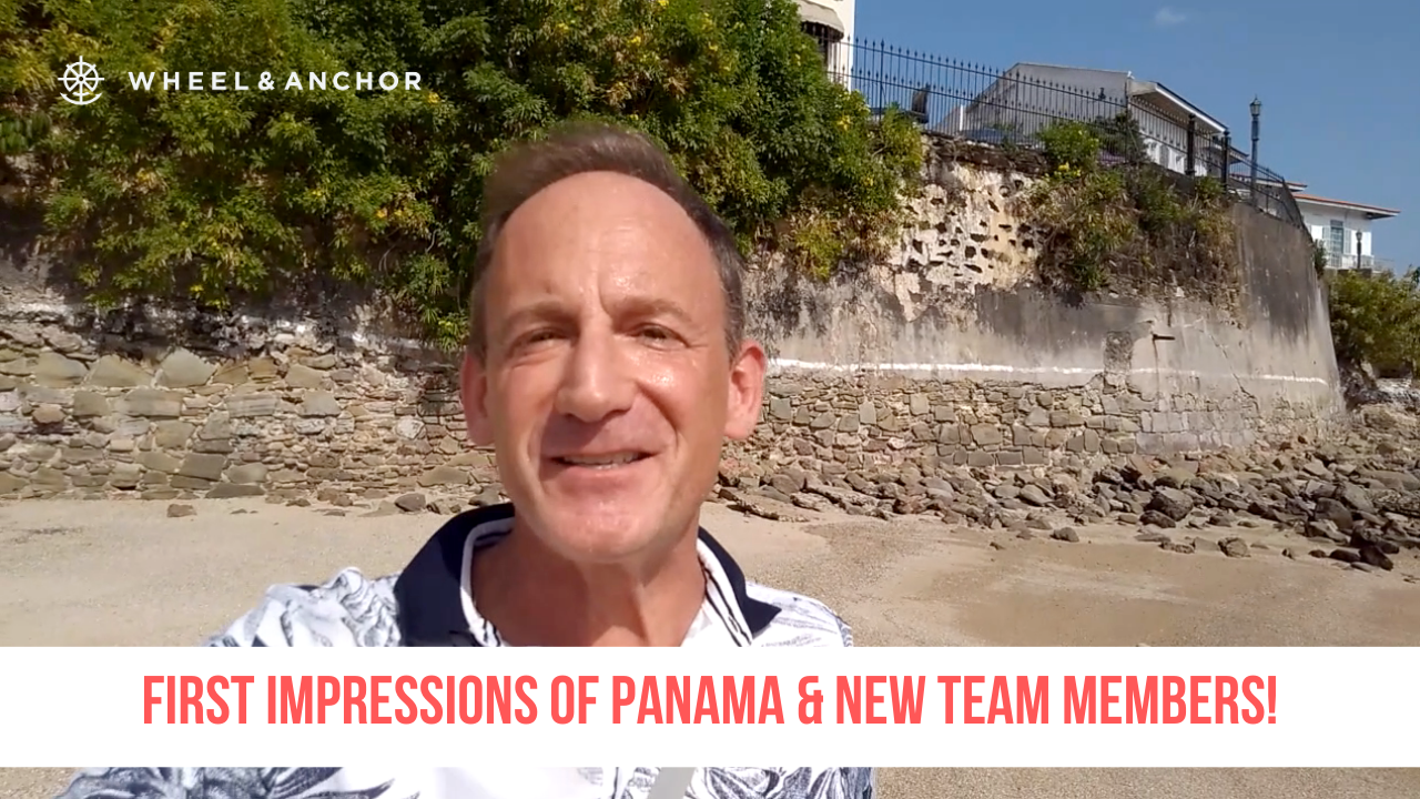 First impressions of Panama & new team members!