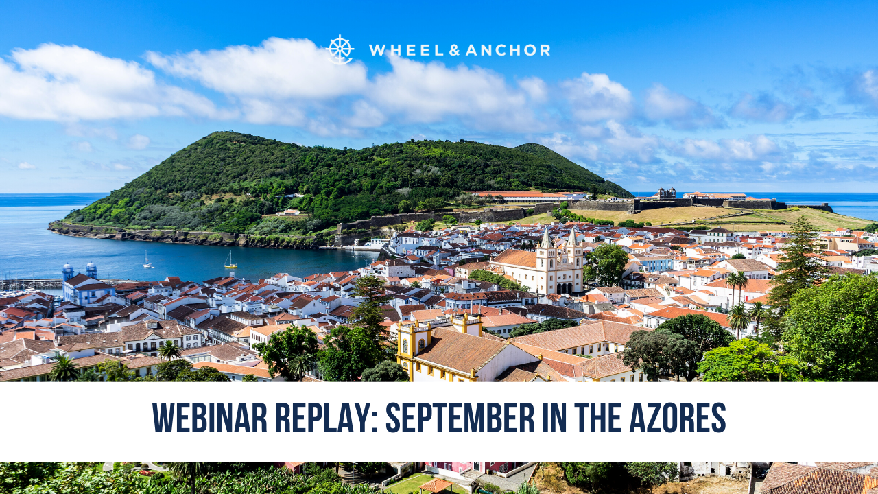 Webinar Replay: September in the Azores