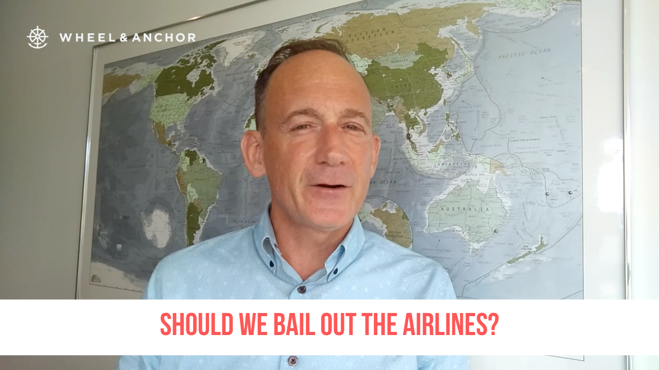 Should we bail out the airlines?