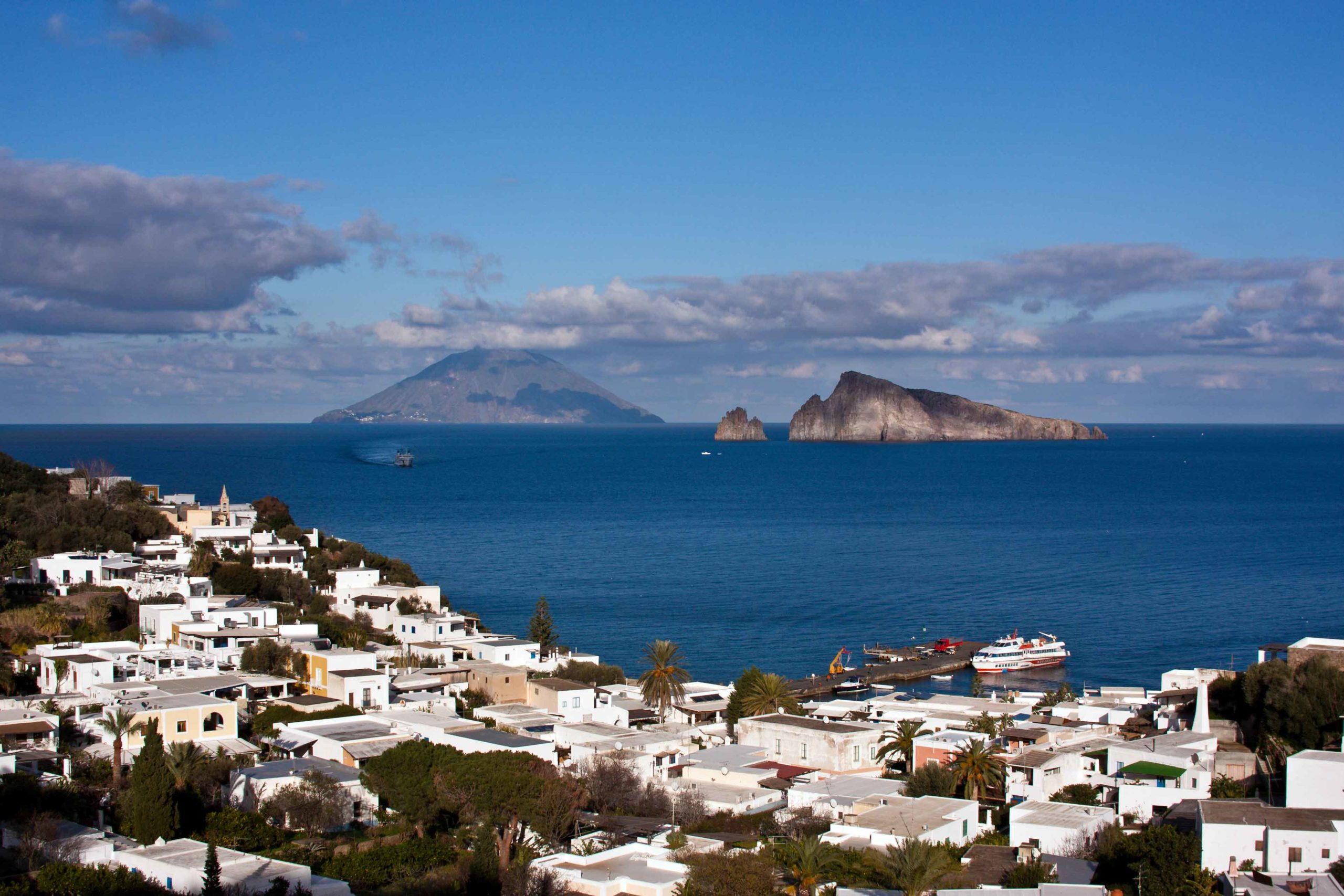Earth, Wind And So Much Fire: Finding Bliss In The Aeolian Islands