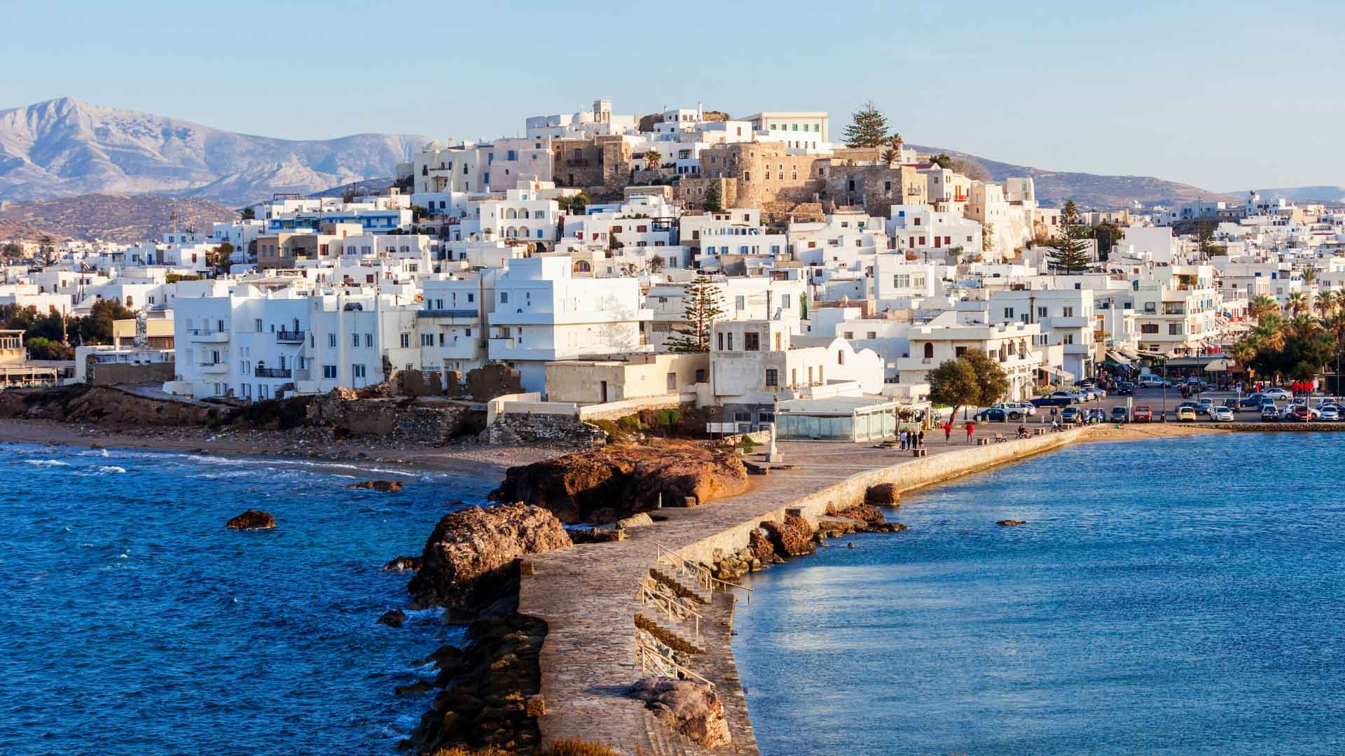 When Sleepless In Naxos, Drink Your Kitron With Lots Of Water