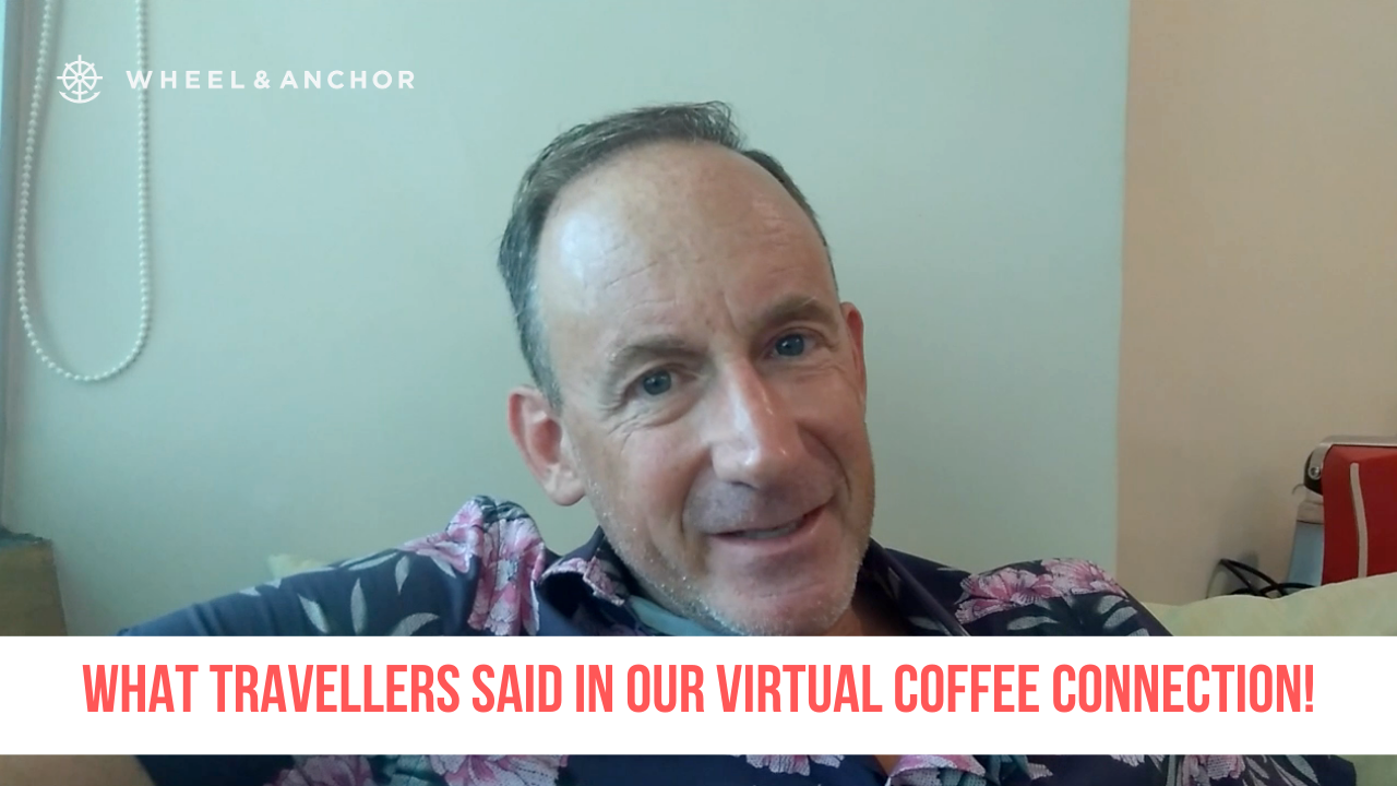 What our community had to say in our first Virtual Coffee Connection!