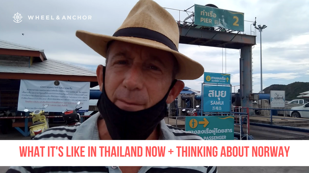 What it's like in Thailand now + thinking about Norway