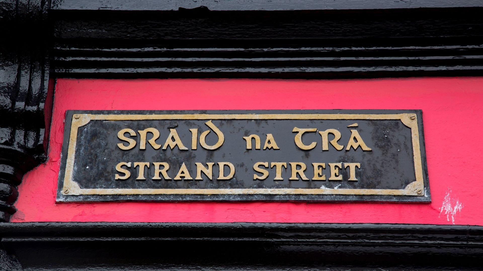 Lyrical, Unpredictable Irish: The Fight To Preserve A Language On The Edge