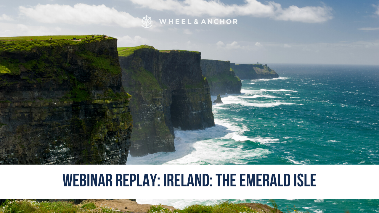 Webinar Replay: Ireland: The Emerald Isle
