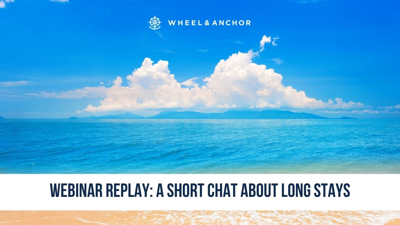 Webinar Replay: A Short Chat About Long Stays