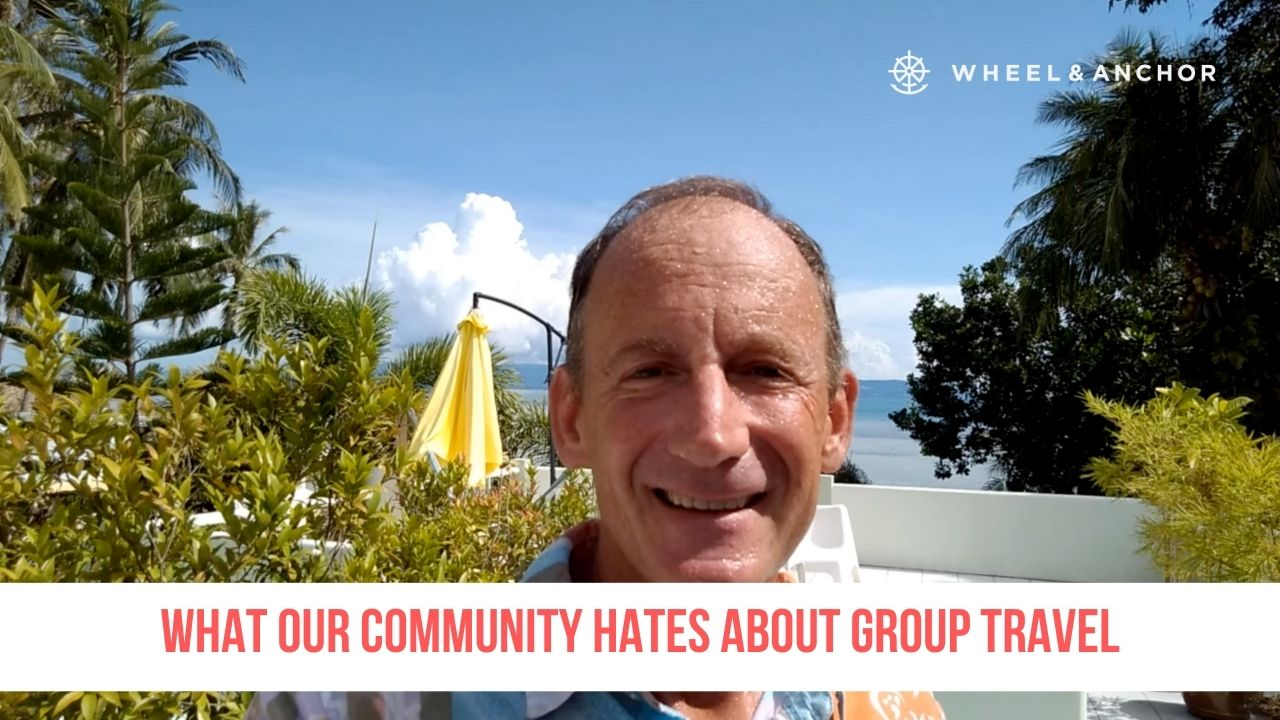 What our community hates about group travel