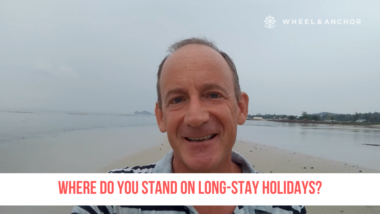 How do you feel about long-stay trips?
